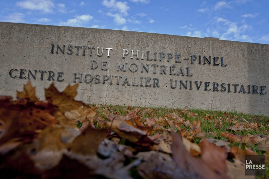 L'Institut Philippe-Pinel dit n'avoir eu d'autre choix que... (PHOTO IVANOH DEMERS, ARCHIVES LA PRESSE)