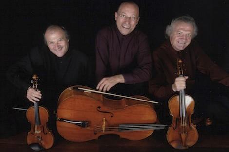 Le Trio Pasquier... (Photo: fournie par Ladies' Morning Musical Club)