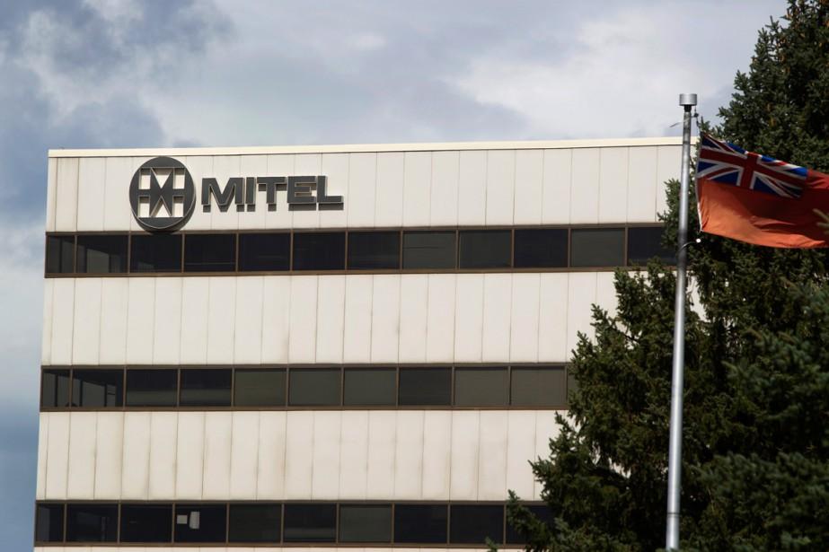 La sociétécanadienneMitel est spécialisée dans les solutions en... (PHOTO ARCHIVES BLOOMBERG)