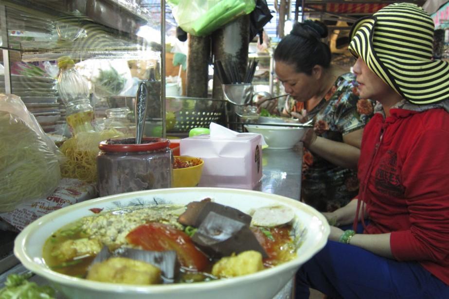 Hô Chí Minh-Ville ne manque pas d'attraits. La gastronomie, abondante et diverse, s'impose d'ailleurs comme point central de tout séjour touristique. (Photo Rodolphe Lasnes, collaboration spéciale)