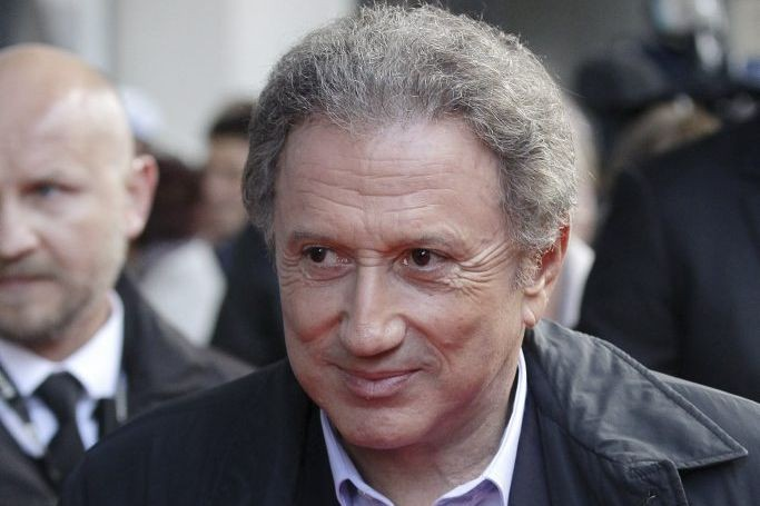Michel Drucker à Caen.... (Photo: AFP)