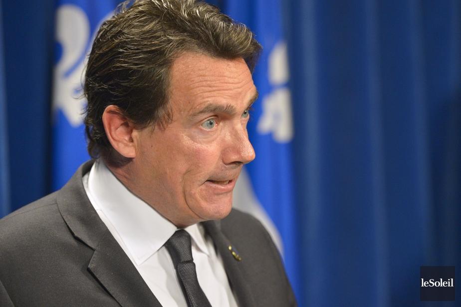 Le chef du Parti communiste du Québec André... (Photo Yan Doublet, archives Le Soleil)