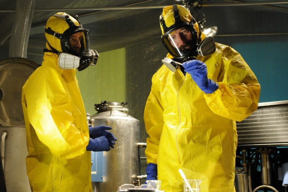 Breaking Bad, qui s'est achevée il y a... (Photo AMC, Ursula Coyote, AP)