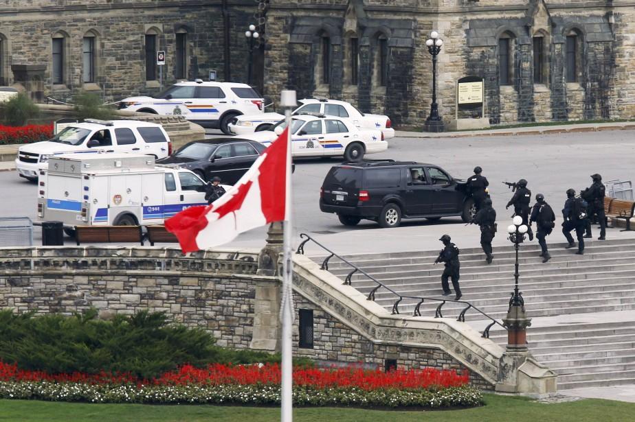 Quand une attaque survient au coeur d'une... (Photo Chris Wattie, Reuters)