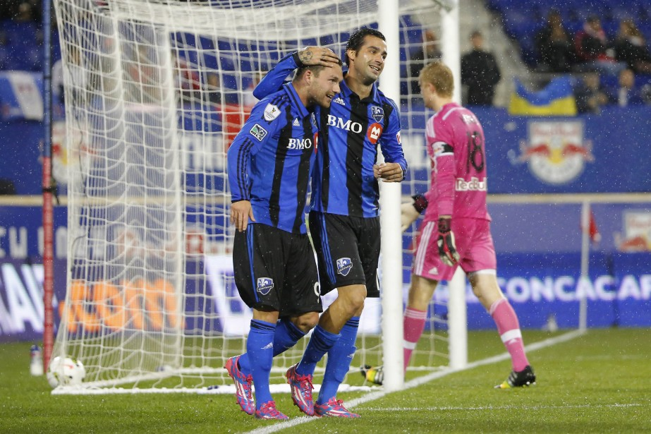 Andrés Romero (à droite) a habilement mis la... (Photo Jim O'Connor, USA Today Sports)