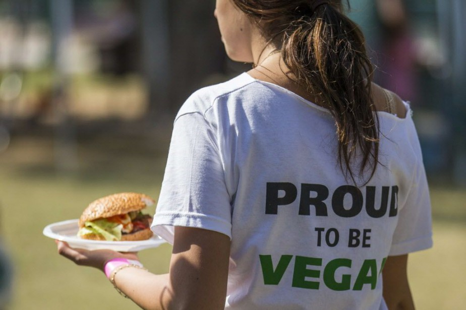 «4% des Israéliens se déclarent vegans, c'est le... (Agence France-Presse)