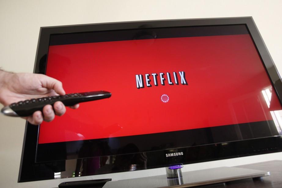 Le service de vidéo en ligne Netflix a... (Photo: archives La Presse Canadienne)