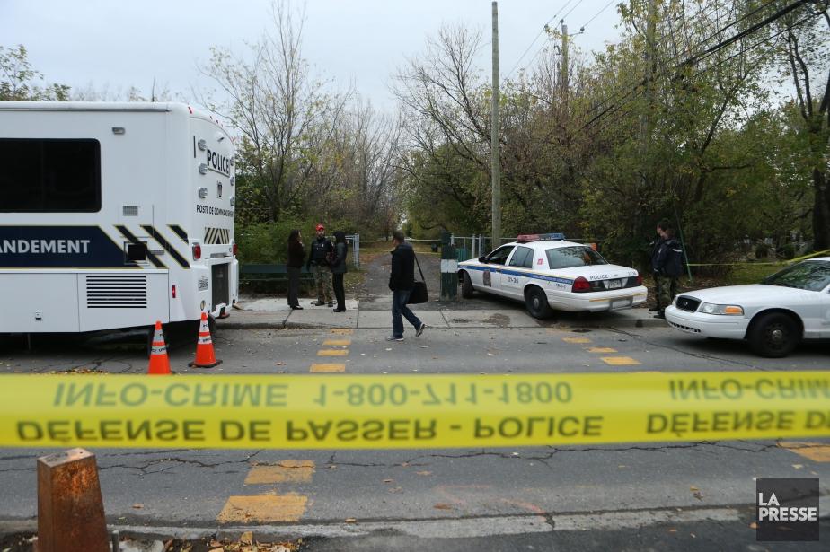 Jenique Dalcourt a été tuée à coups de... (PHOTO MARTIN CHAMBERLAND, ARCHIVES LA PRESSE)