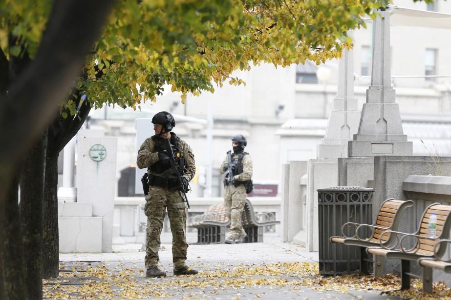 Lors de la couverture exhaustive sur les réseaux... (Photo Reuters)