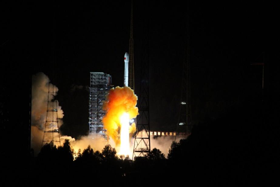 La nouvelle sonde n'a pas reçu de nom.... (Photo AFP-PH-HNI)