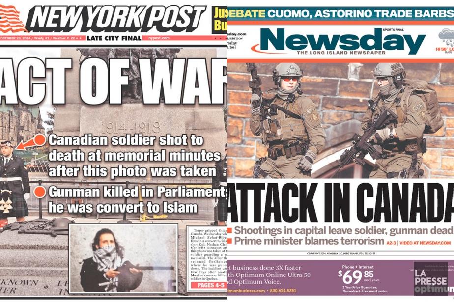 Le New York Times et le Newsday ont... (ARCHIVES LA PRESSE)