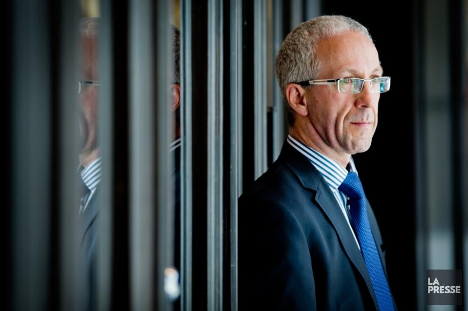Pour le planificateur financier Sylvain De Champlain, c'est... (PHOTO MARCO CAMPANOZZI, LA PRESSE)