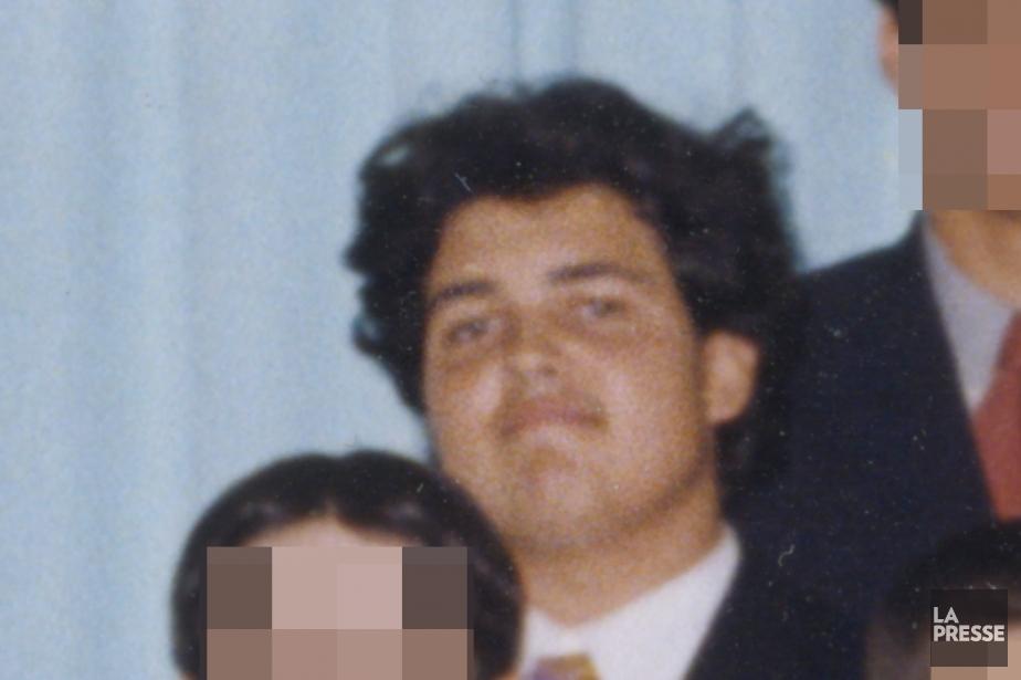 Le tireur Michael Zehaf Bibeau. La photo est... (PHOTO LA PRESSE)