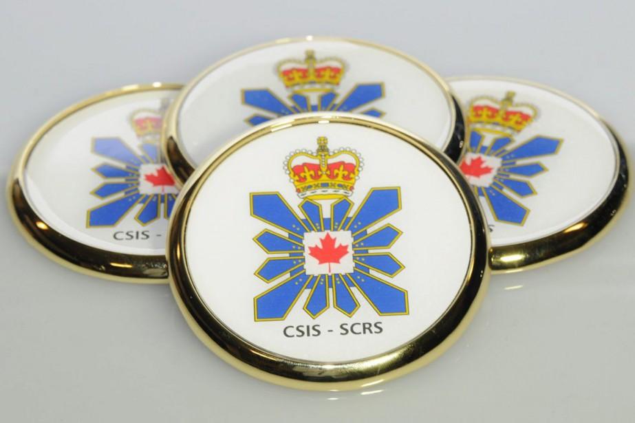 Le Service canadien du renseignement de sécurité (SCRS) a... (PHOTO ARCHIVES PC)