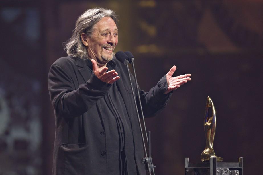 Serge Fiori a remporté le Félix pour l'Album de l'année - adulte contemporain. (PHOTO OLIVIER JEAN, LA PRESSE)