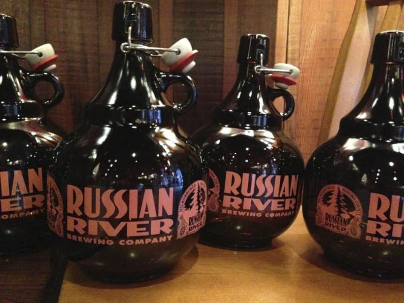 Russian River est l'une des meilleures brasseries californiennes du moment. (Photo tirée de la page Facebook de Russian River brewing)