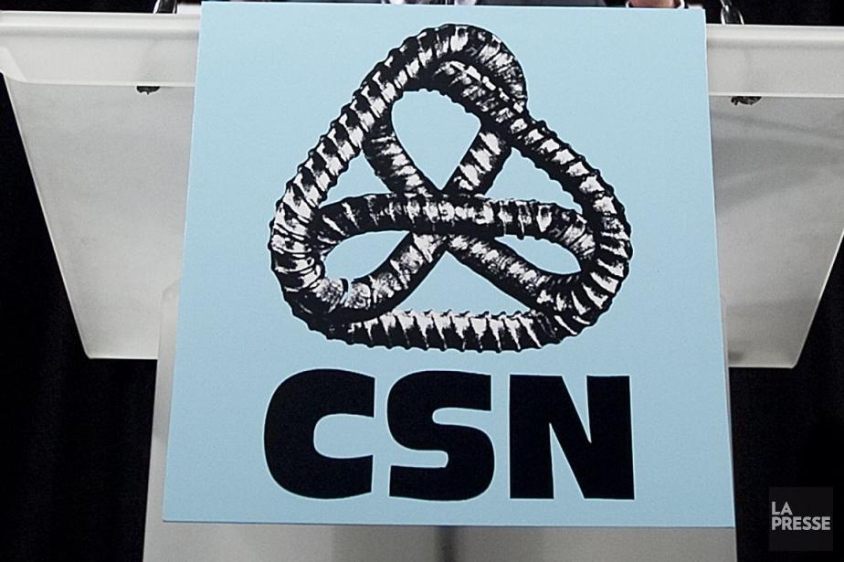 Le président de la CSN, Jacques Létourneau, appelle... (Photo Marco Campanozzi, archives La Presse)