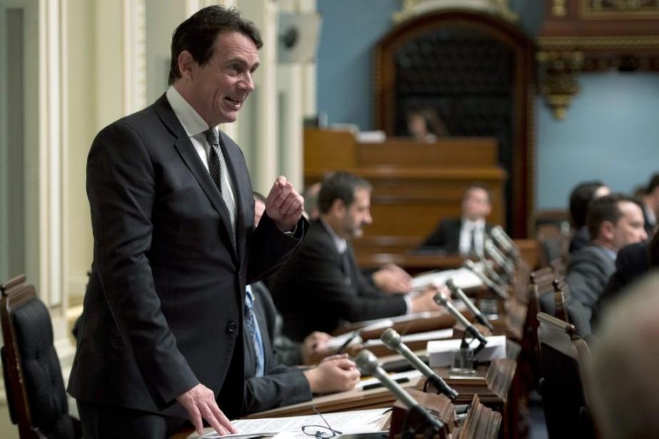 De nombreuses voix, dont celles de la Fédération... (PHOTO JACQUES BOISSINOT, LA PRESSE CANADIENNE)