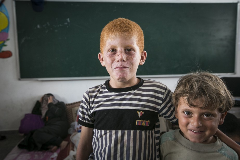 Fragments de vie  d'Olivier Pontbriand nous emmènera dans le Gaza du drame et de l'incompréhension.   31 octobre 2014