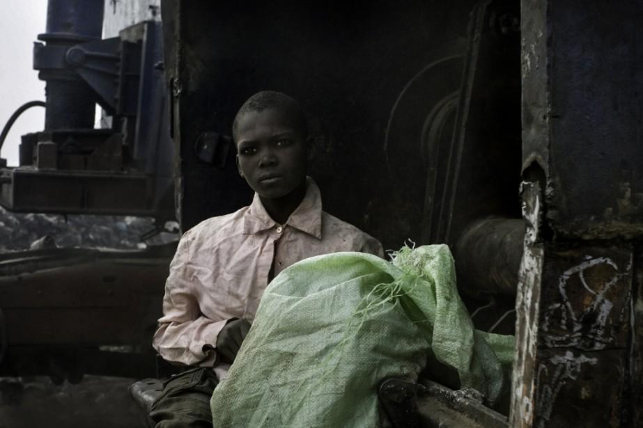 L'exposition de Normand Blouin,  Lumières d'Afrique , permet de découvrir autrement la réalité complexe de ce continent.   31 octobre 2014