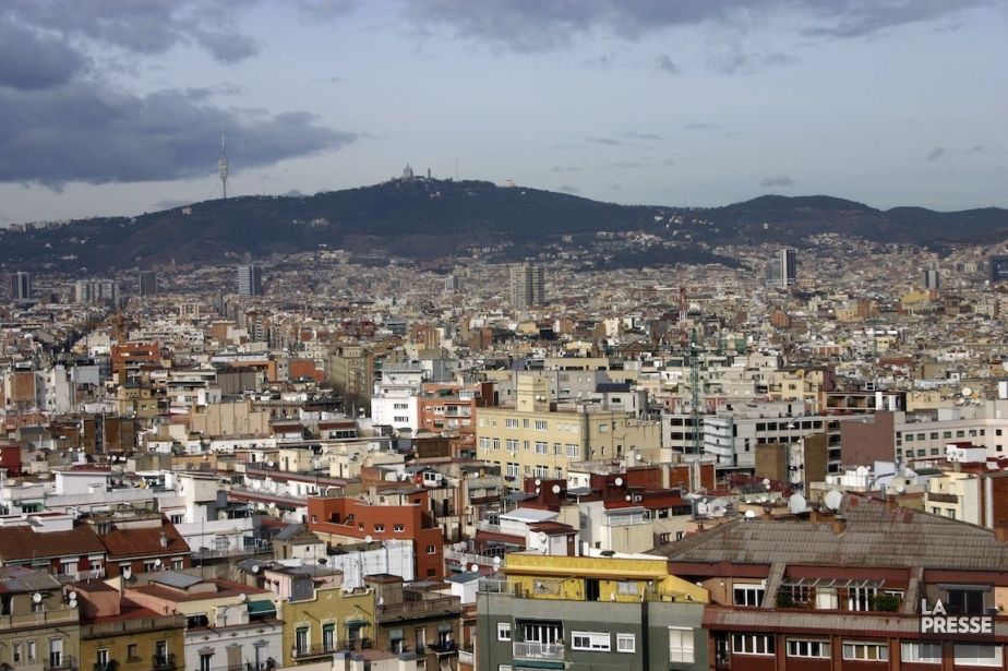 L'environnement enchanteur de Barcelone,ville vibrante, à deux heures... (Photo Rob Colonna, Archives La Presse)
