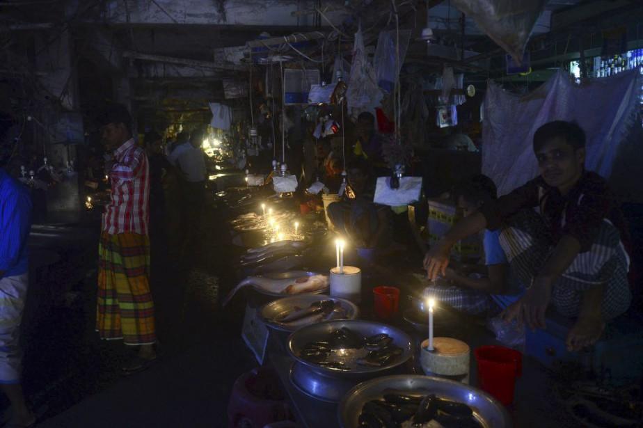 Le Bangladesh est considéré comme l'un des pays... (PHOTO MUNIR UZ ZAMAN, AFP)