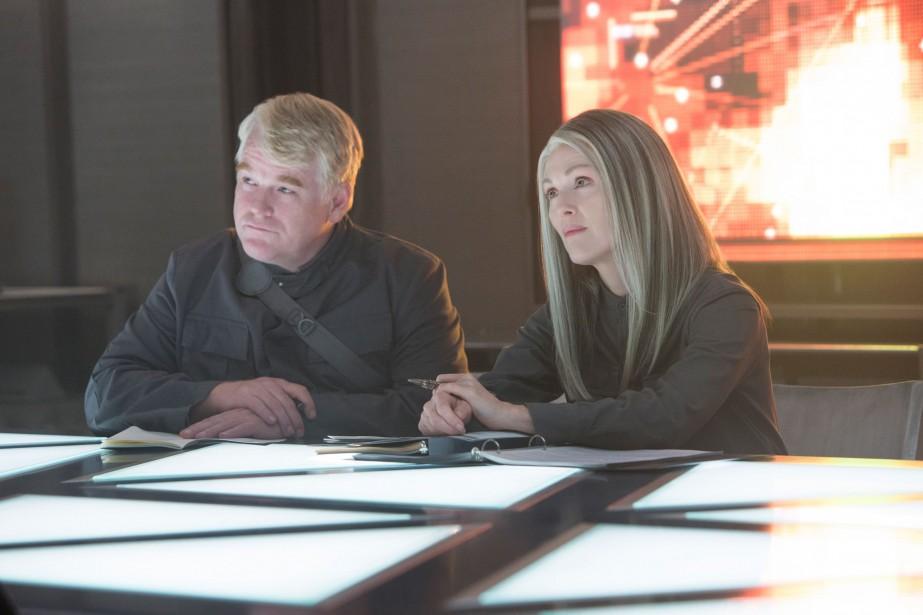 Hunger Games: La révolte... (Photo Media Films)