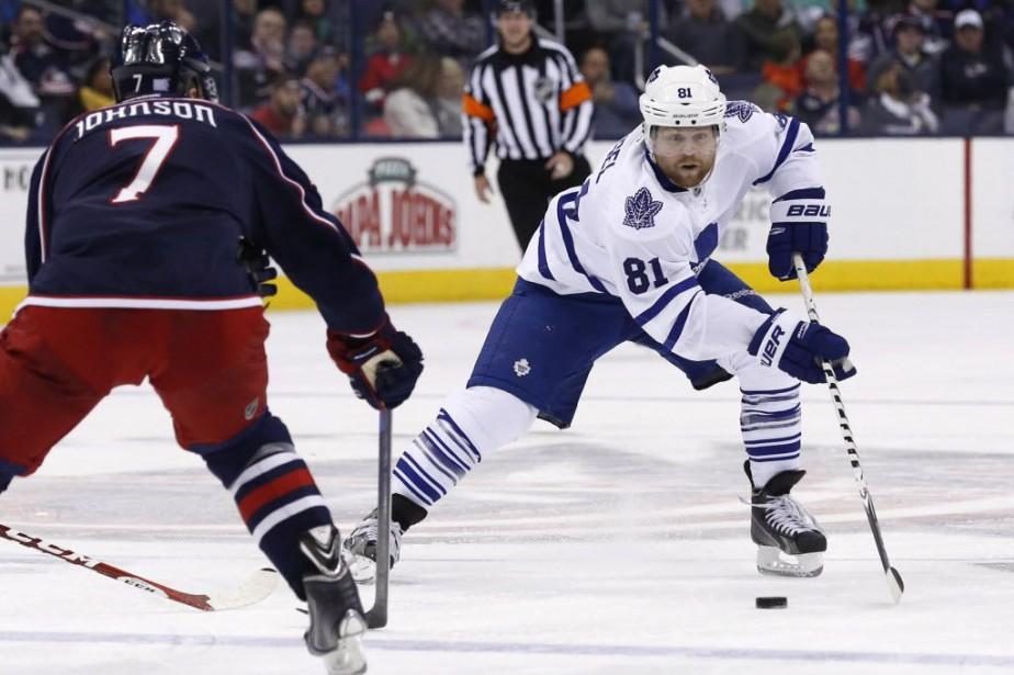 Les Maple Leafs de Toronto ont défait les... (Photo Aaron Doster/USA TODAY Sports)