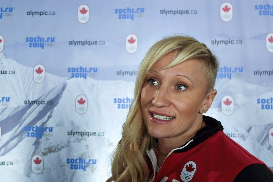 Âgée de 29 ans et double championne olympique,... (Photo Paul Chiasson, Archives La Presse canadienne)