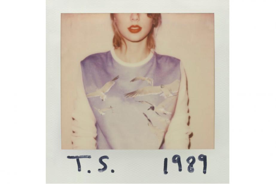 Sans surprise, c'estTaylor Swift et son album 1989...