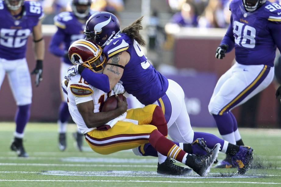 Teddy Bridgewater a mieux fait que Robert Griffin III dans le... (Photo: Reuters)