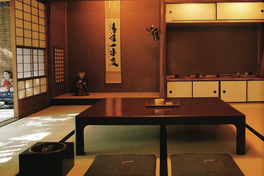 Tatami, coussins, table basse... Pour une ambiance japonaise, la sobriété est de mise. (Photo archives Le Soleil)