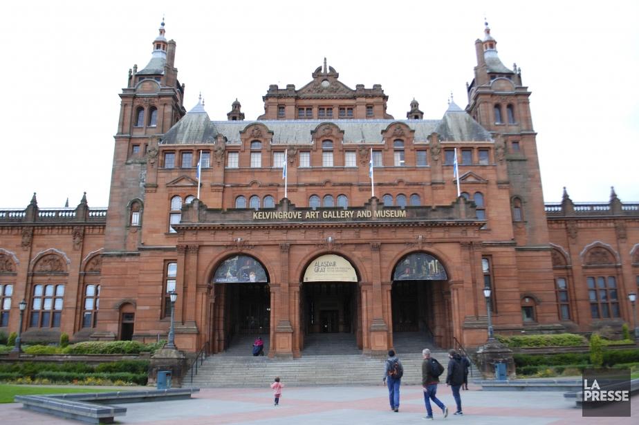 Avec ses 22 galeries et 8000 artefacts, le Kelvingrove est l'endroit tout désigné pour s'initier aux grands maîtres écossais et au cercle des «GlasgowBoys». (Photo Violaine Ballivy, La Presse)