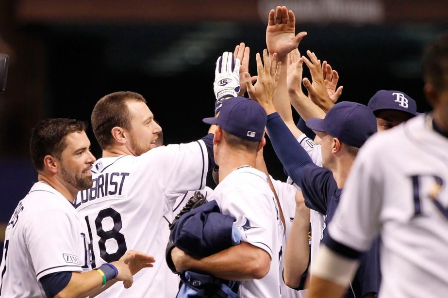 Si les Rays n'entrevoient pas l'avenir avec confiance... (Photo Kim Klement, USA Today Sports)