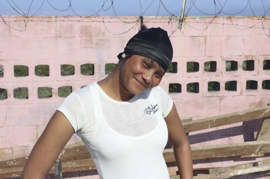 Naboewieyah Kelly était membre d'un des plus importants... (PHOTO JUAN PROLL, COLLABORATION SPÉCIALE)