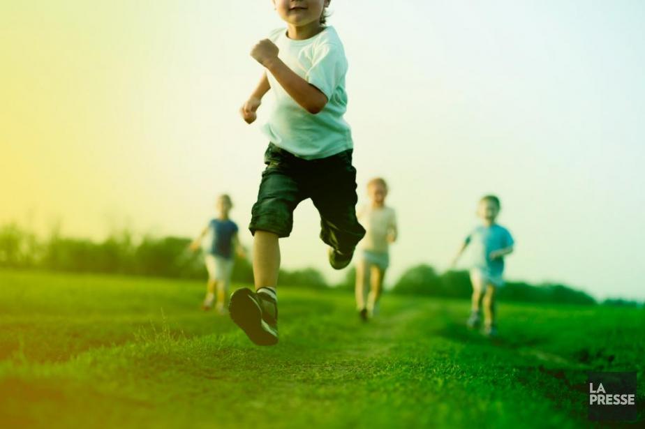 Des chercheurs notent un impact positif de l'activité... (Photomontage La Presse)