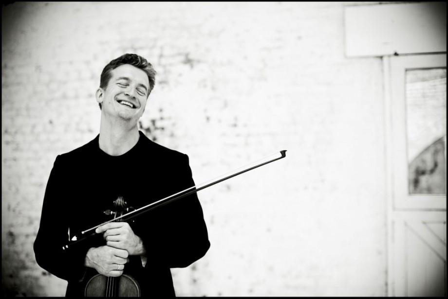 Le violoniste allemand Christian Tetzlaff.... (Photo: fournie par l'artiste)