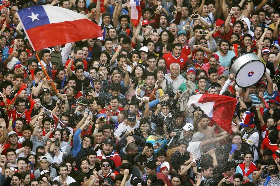 Le Chili organisera déjà en 2015 la Copa... (Photo archives Reuters)