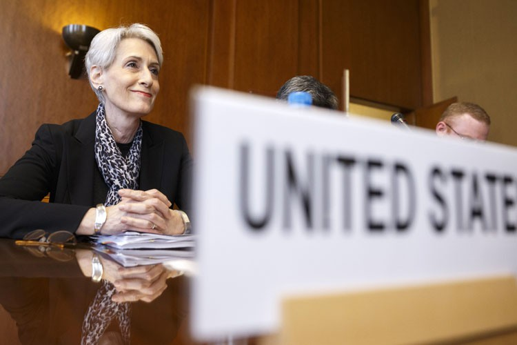 Wendy Sherman... (Archives AFP)