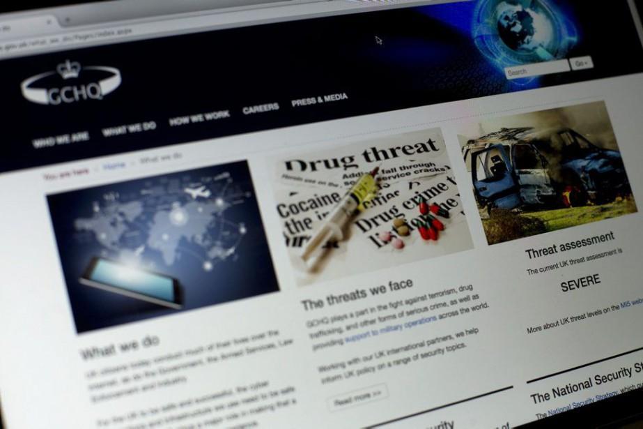 Le patronde l'agence britannique de surveillance (dont le... (Photo Alastair Grant, AP)