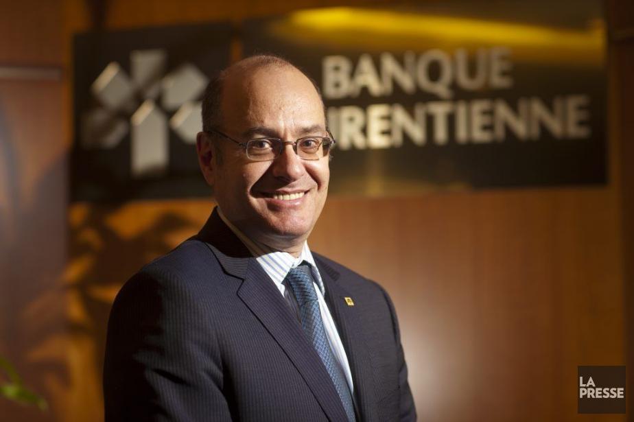 Luc Vallée, stratège en chef chez Valeurs mobilières... (André Pichette, archives La Presse)