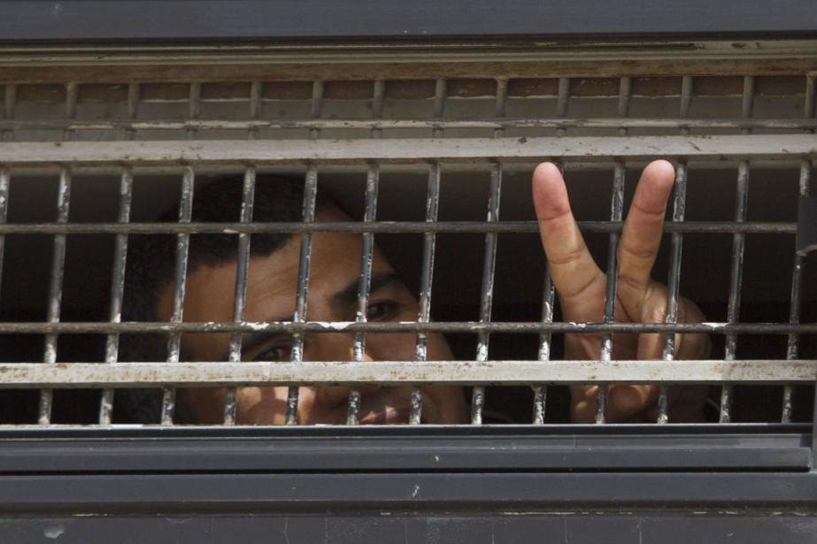 Le gouvernement israélien avait consenti à libérer un... (PHOTO ARIEL SCHALIT, ARCHIVES AP)