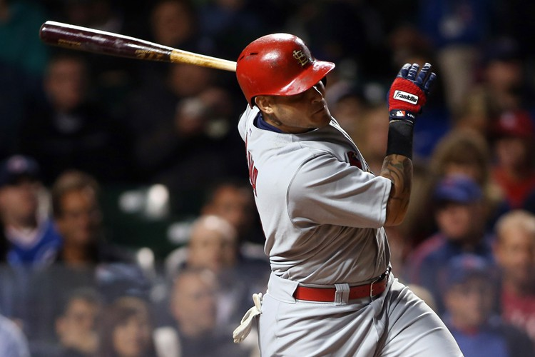 Yadier Molina... (Archives Reuters)