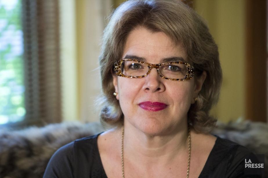 La romancière bien connue Chrystine Brouillet fait partie... (PHOTO NINON PEDNAULT, LA PRESSE)