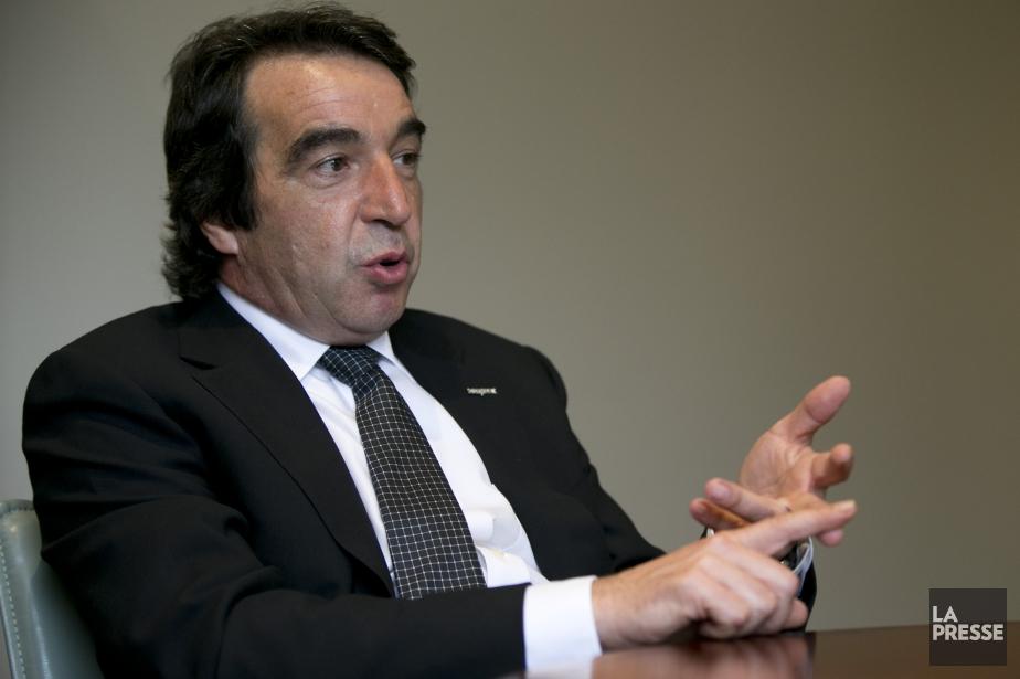 Selon Patrick Lemaire, PDG deBoralex, «les opportunités vont... (PHOTO DAVID BOILY, ARCHIVES LA PRESSE)