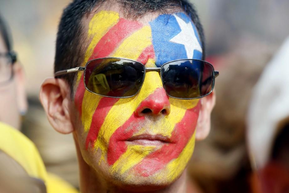 Le mouvement d'indépendance catalan risque de transformer le... (PHOTO ALBERT GEA, ARCHIVES REUTERS)