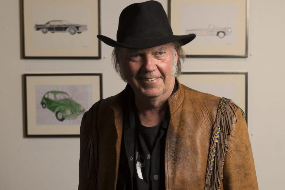 Neil Young... (Photo: AP)