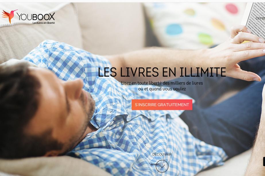 Avec le lancement d'une nouvelle chaîne vidéo, Youboox... (Photo tirée du site internet)