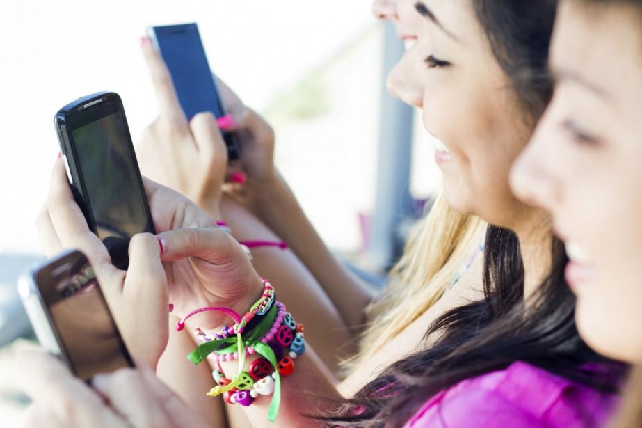 Dans les pays occidentaux, 84% des 15-18 ans... (Photo Thinkstock)