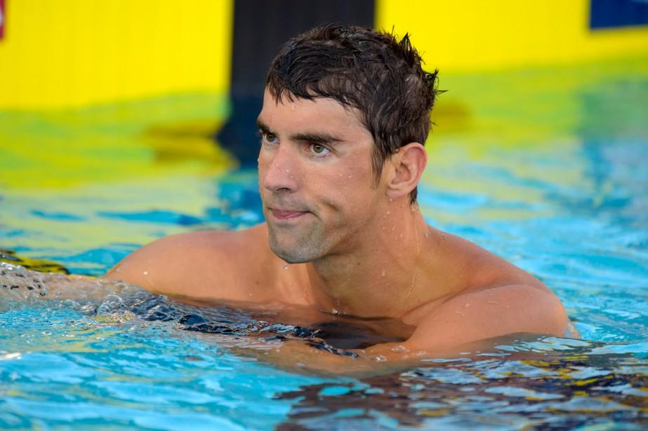 Michael Phelps a été accusé le 30 septembre... (Photo Mark J. Terrill, archives AP)